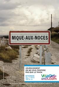 Quelques communes improbables...  Mique-aux-noces